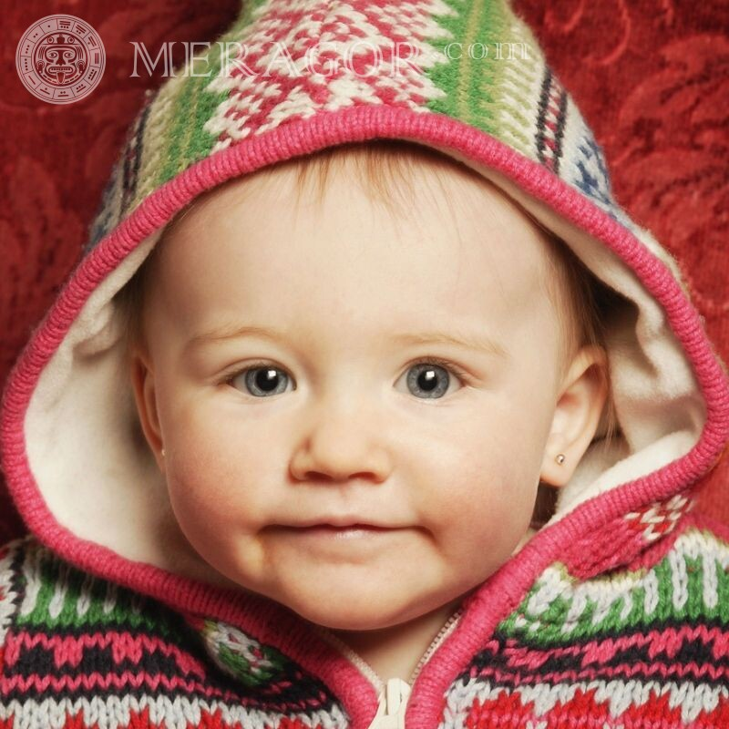 Download baby photo for avatar